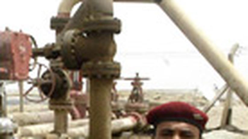 Ölreserven: Die Welt muss noch warten