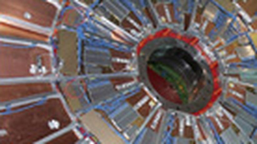 Physik: Weltuntergang aus dem Labor
