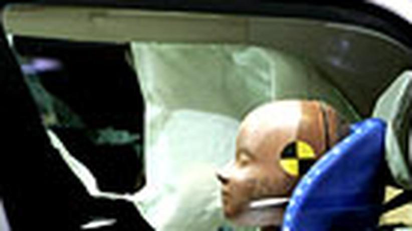 Unfallforschung: Wenn das Auto übers Rad walzt