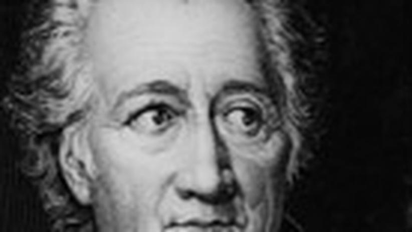 Goethe: Oh, Anna! Ach, Charlotte!