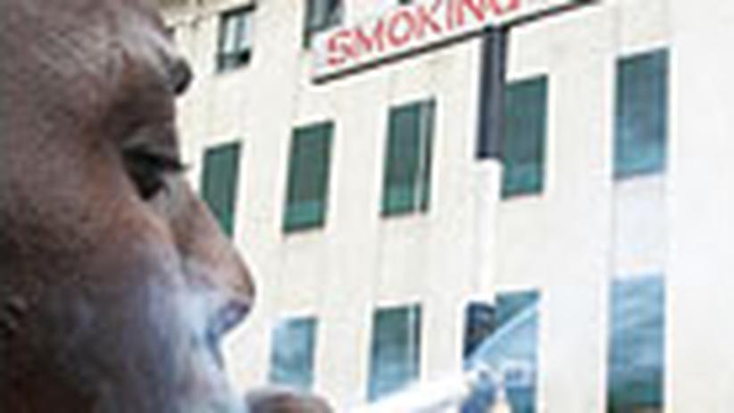 Nikotinsucht: Afrika soll rauchfrei werden