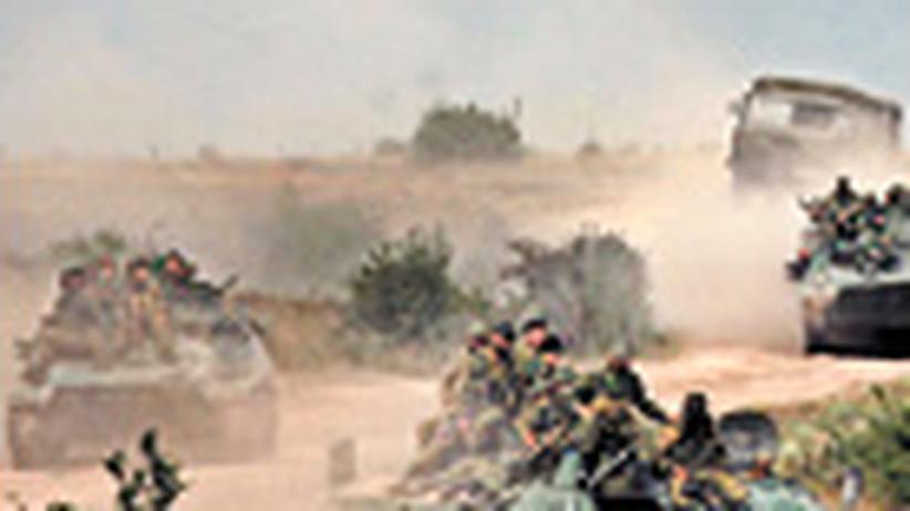 Kaukasus: Gibt es einen neuen Kalten Krieg?