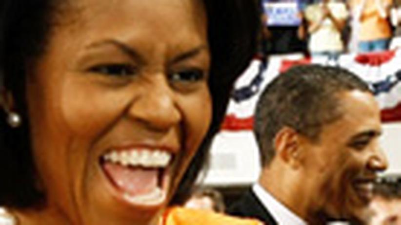 USA: Obamas Hillary