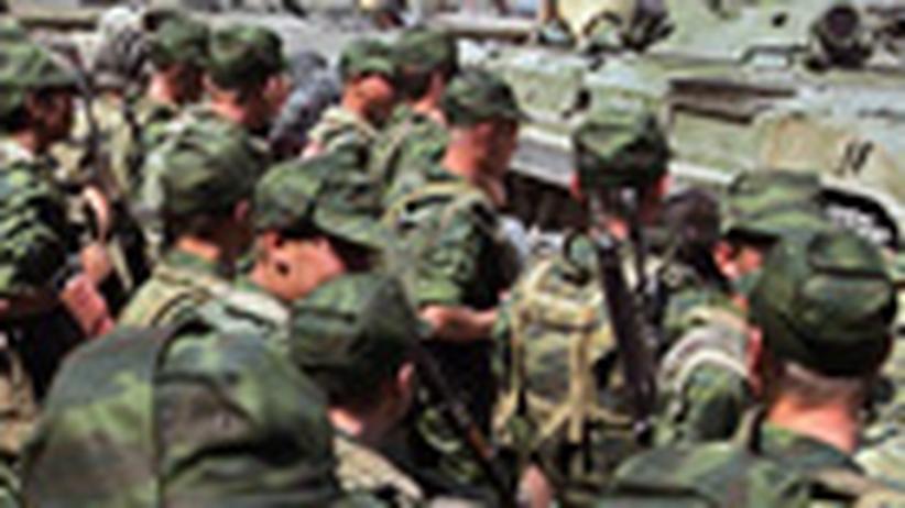 Georgienkrieg: Die nächste Beute?