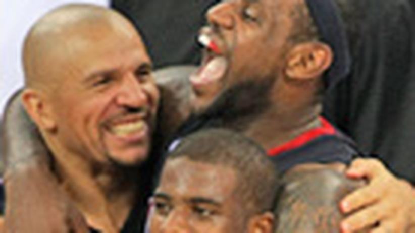 Peking, Schlusstag : US-Basketballer holen zum 13. Mal Gold