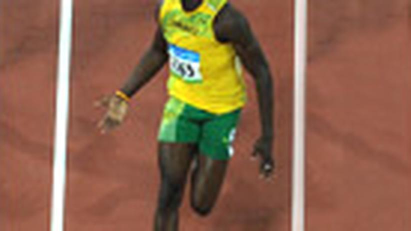 Bolts Weltrekorde: Musikdoping