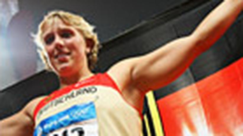Olympia, Tag 13: Erste Medaille für deutsche Leichtathleten