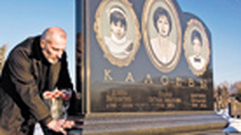 Kaukasus-Konflikt: Sein ist die Rache