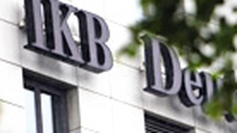 Hauptversammlung: Aktionäre rechnen mit Mittelstandsbank IKB ab