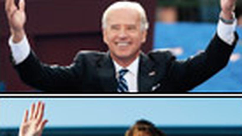 US-Wahlkampf: Der Vize-Effekt