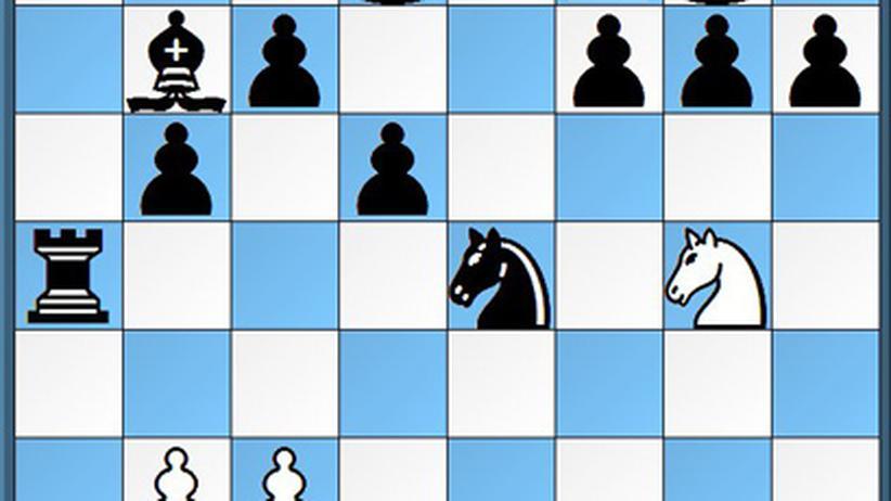 Spielen: Schach