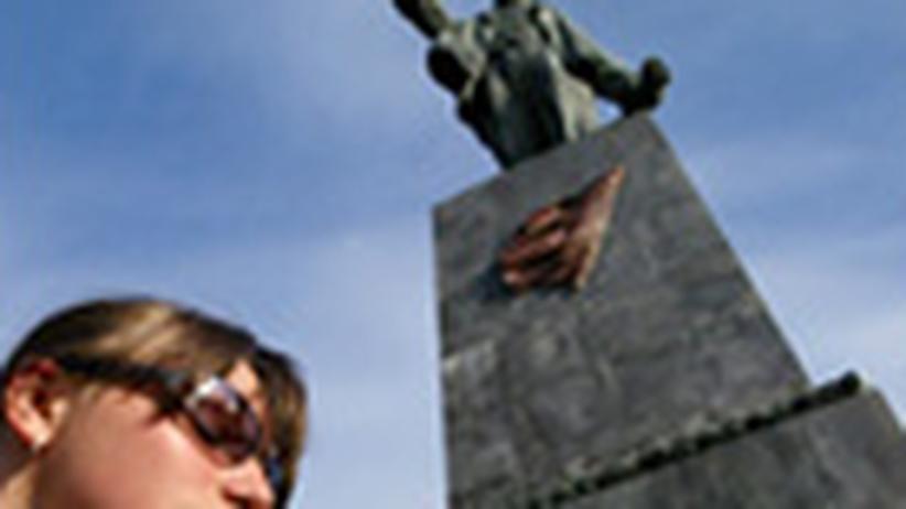 Ukraine: Stadt im Fadenkreuz