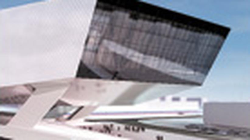Architektur: Häuser, die zum Himmel fliegen