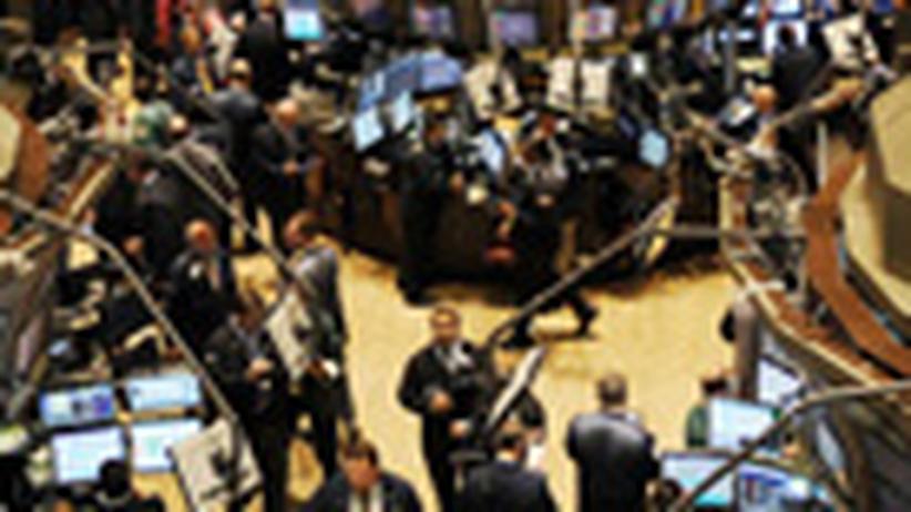 Finanzmärkte: Der tägliche Crash