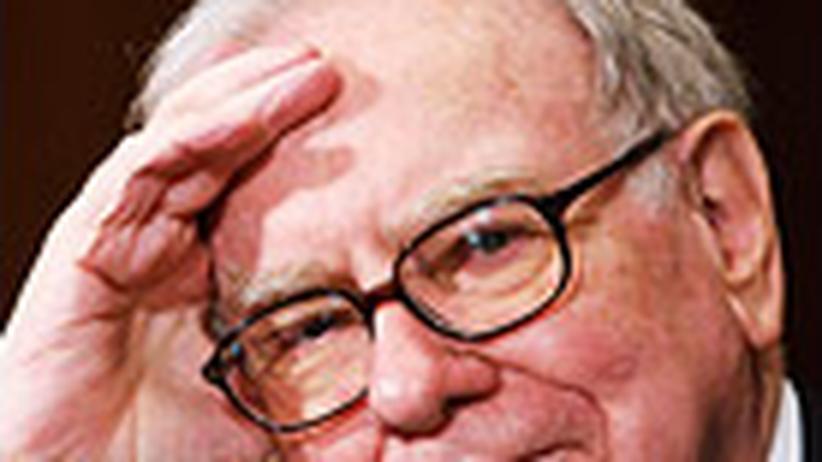 Finanzmärkte: Buffett zaubert