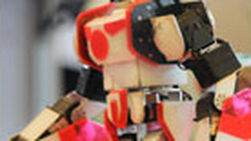 Technik und Psyche: Spaß mit Robotern