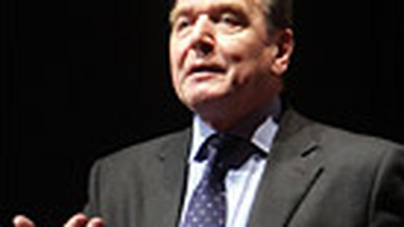 """Gerhard Schröder: """"Intrige? Quatsch"""""""