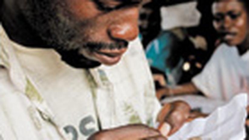Afrika: Steinreich, bettelarm