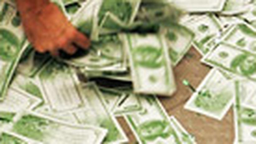Finanzkrise: Kapital, Macht, Gier