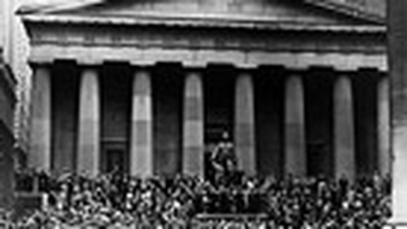 Wall Street: Hausbesuch beim Finanzkapital