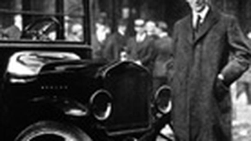 Industriegeschichte: Auto an sich