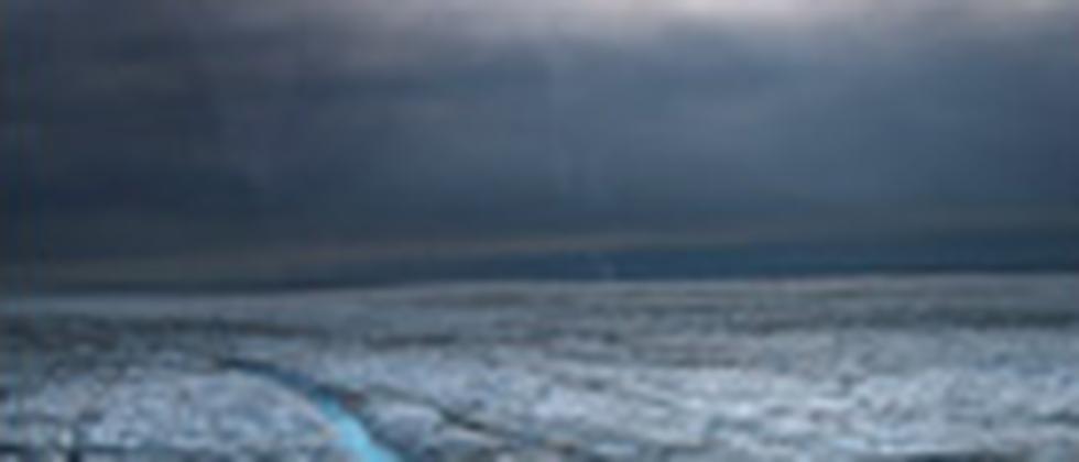 Grönland Arkzis Eiskappe Schmelzen
