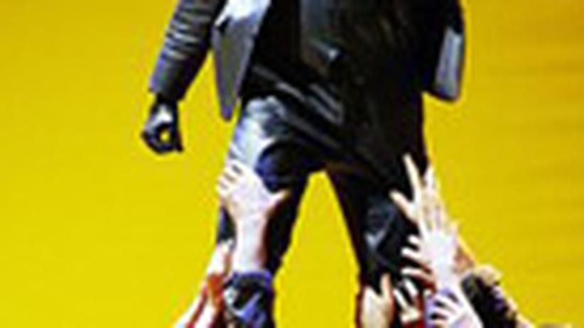 Theaterrevolution: Umsturz auf Probe