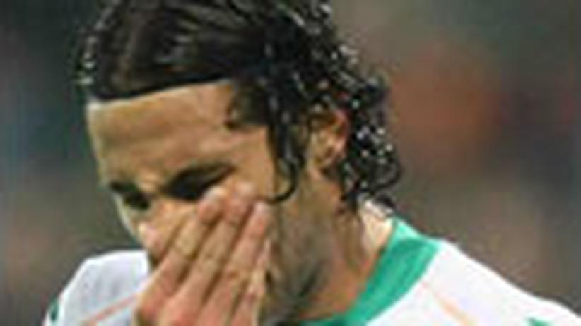 Champions League: Blamage im Weserstadion