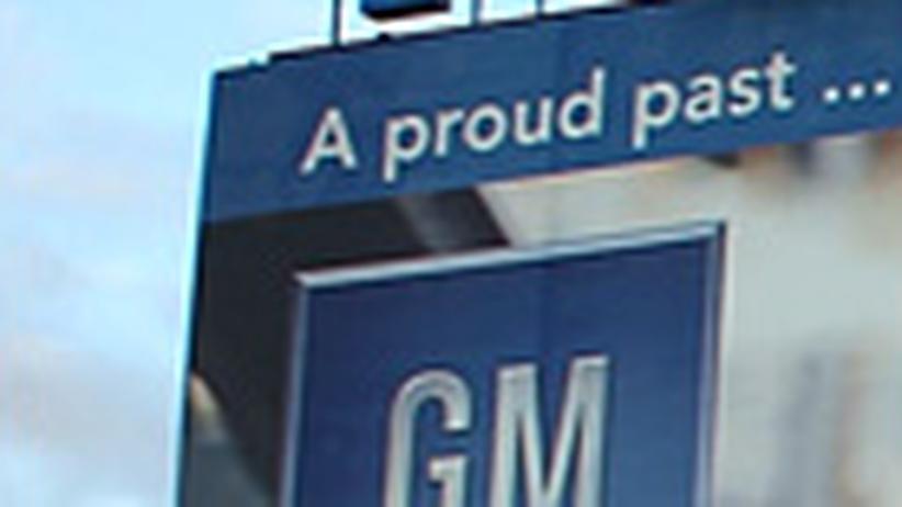General Motors: Pleite wäre besser