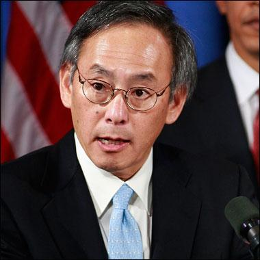 Energieminister Chu