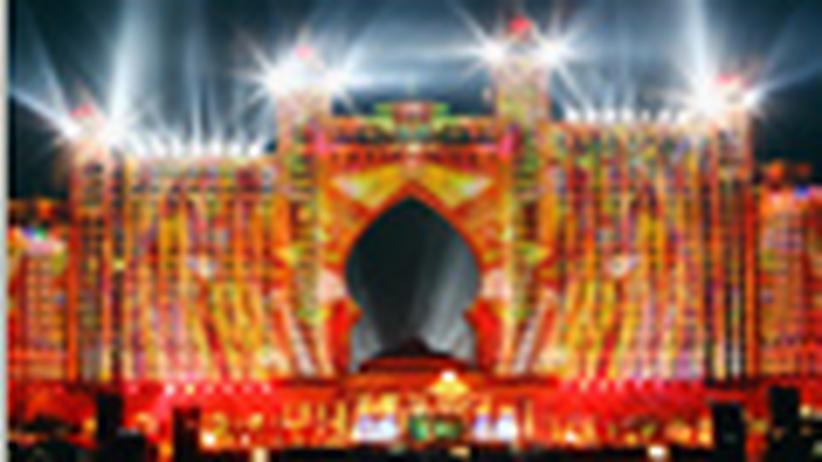 Dubai: Prunk und Pomp und Promis