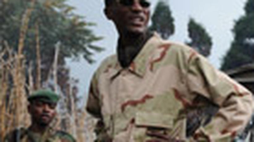 Kongo: Blutspur eines Generals