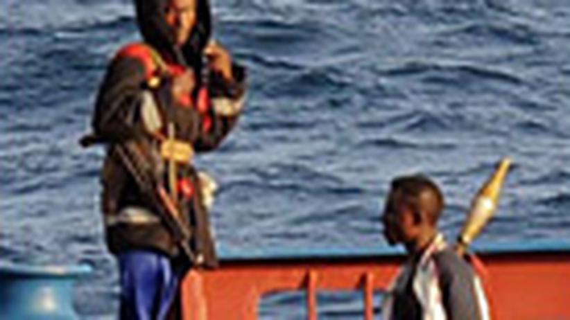 Seeräuberei: Wer ist hier der Pirat?