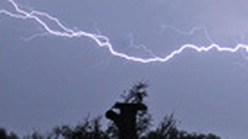 UN-Klimakonferenz: Wie Blitz und Donner
