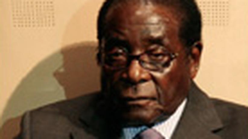 Wirtschaftspolitik: Methode Mugabe
