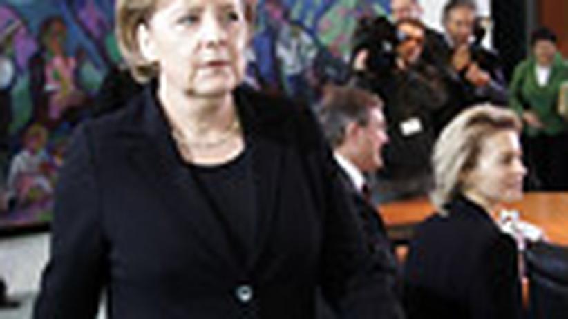 Merkel und das Konjunkturprogramm: Mutwillig