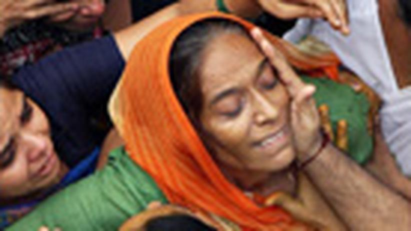 Indien nach dem Terror: Der verletzte Riese