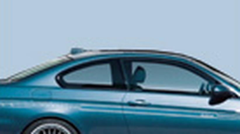 BMW Alpina Coupé: Eleganter Windhund