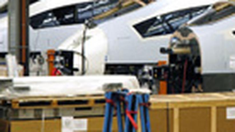 Krisengewinner: Ausgerechnet Siemens