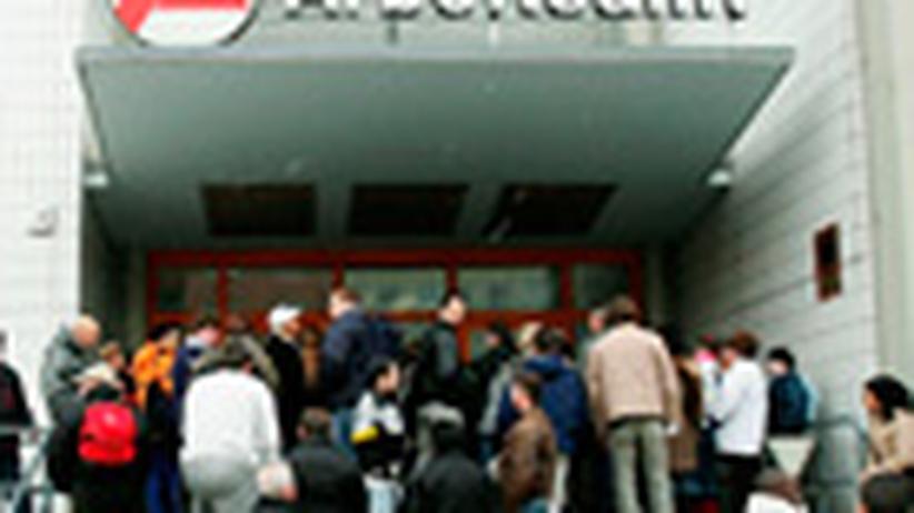 Arbeitsmarkt: Berliner Zahlenspiele