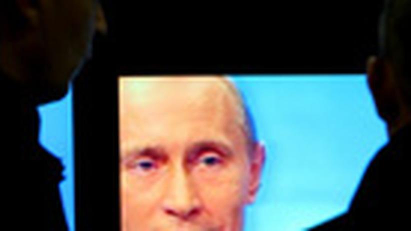 Russland: Der Kreml-Raider
