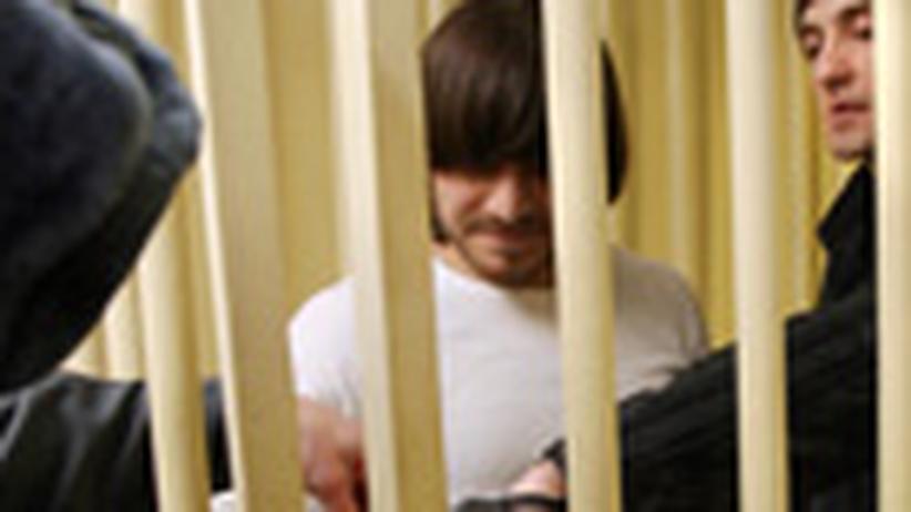 Russland: Nichts als Strafen