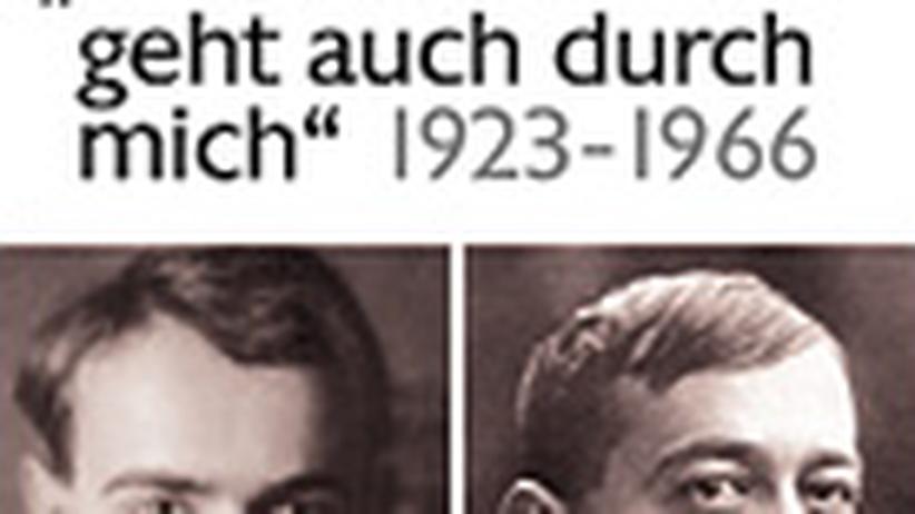 """Adorno & Kracauer: """"Eine große Zwakelei"""""""