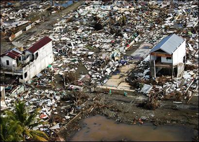 Tsunami Sumatra Erdbeben Indonesien Flutwelle