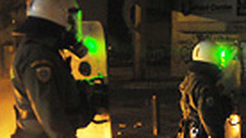 Griechenland: Die Rebellion der Braven