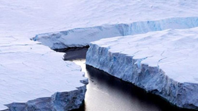 Eis Klimawandel Klimaschutz