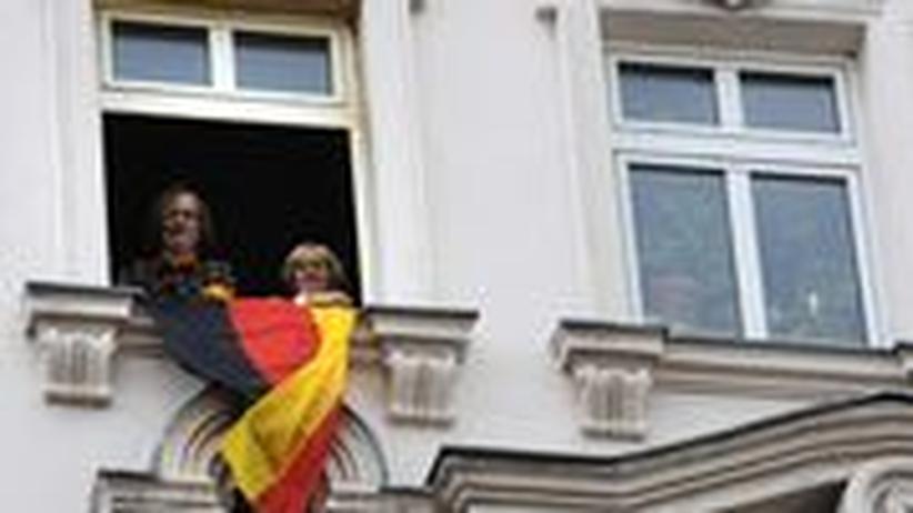 Mein Deutschland - Historische Momente aus 60 Jahren Bundesrepublik