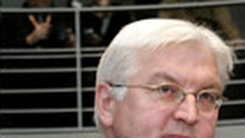 BND-Ausschuss: Steinmeier und die Bündnistreuen