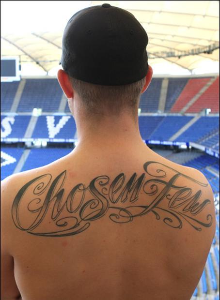 Fussball Und Tattoos Die Raute Auf Dem Herzen Zeit Online