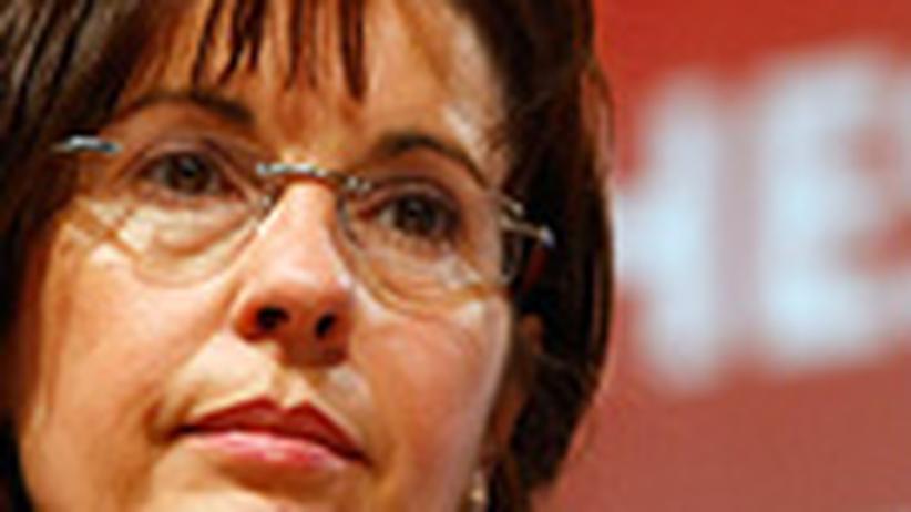 Hessen-SPD: Ypsilanti im Abseits